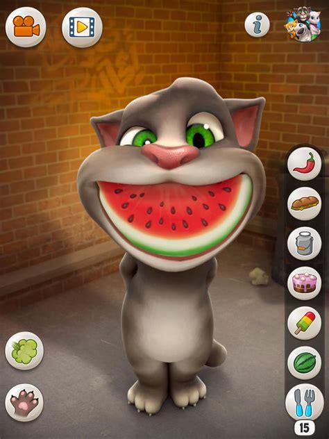 Tom Cat Talking talking tom cat for on the app store