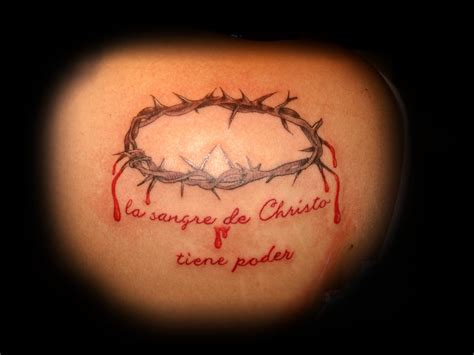 cross tattoo with crown of thorns inked138 tattoos crown of thorns