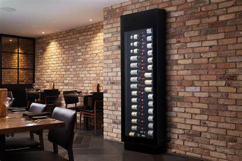 Silhouette RENOIR Wall Mounted Wine Cellar   ZERONEXT