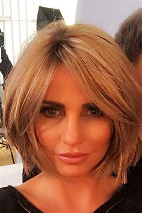 prices of haircuts katie price s bob haircut was a wig