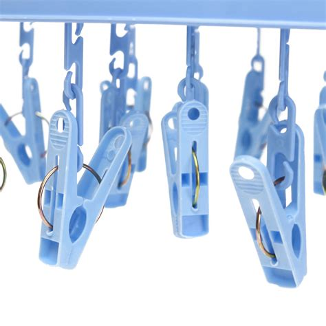 Plastic Clothes Drying Rack by Plastic Drying Hanger Rack Laundry Hanging Sock Clothes