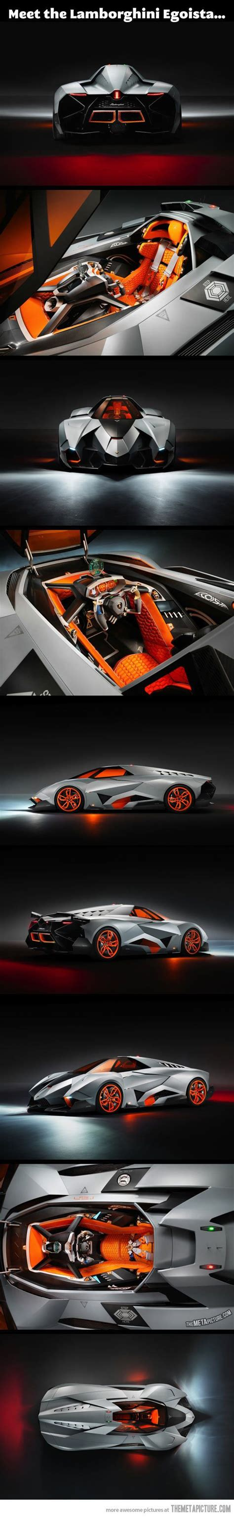 How Fast Is The Lamborghini Egoista Lamborghini Egoista Wheel Effects