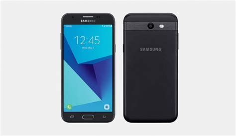 samsung galaxy j3 prime launched with with android 7 0 nougat