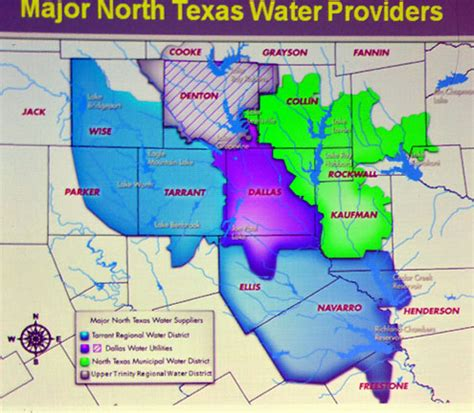 texas water districts map visiting the site of proposed lake ralph part 2 texas e news