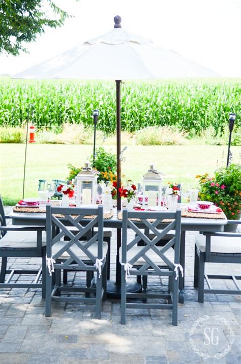 outdoor farm style dining chairs easy and white outdoor table farmhouse style