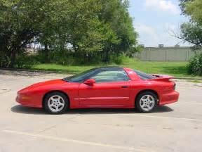 95 Pontiac Trans Am 1995 Pontiac Trans Am