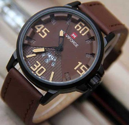 Tali Kulit Jam Tangan Naviforce jam tangan naviforce original number