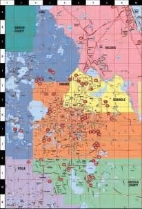 orlando florida county map orlando county map orlando mappery