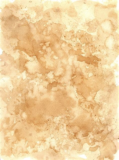 How To Make Coffee Stained Paper - coffee stain texture hi res by twinklepowderysnow on