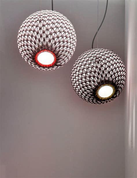 Hanging Balls From Ceiling by Modern Pendant Light Custom Lighting Knitted Pendant Light