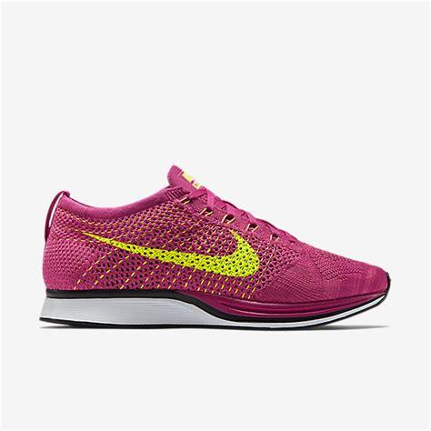 Sepatu Nike Flyknit Racer 05 nike flyknit racer fireberry sneaker bar detroit