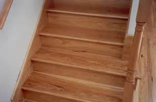 Stair Treads Wood Flooring by Hardwood Stair Treads Amp Risers Bullnose Wood Steps