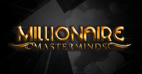 the millionaire the millionaire masterminds