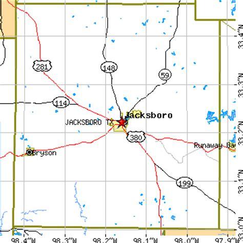 jacksboro texas map jacksboro texas tx population data races housing economy