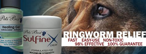ringworm treatment for dogs ringworm treatment shop qbased effective creams and sprays for dogs