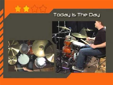 today is the day lincoln brewster lincoln brewster today is the day drum cover