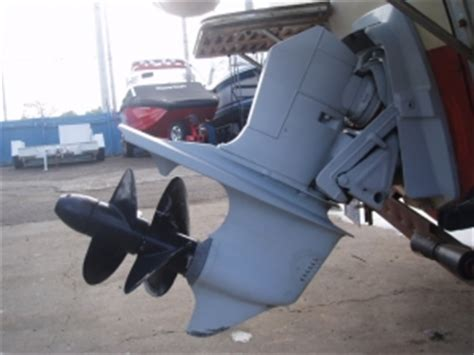 volvo penta duo prop outdrive w props for sale