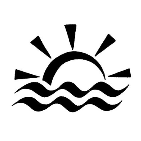 aquarius symbol tattoo designs aquarius symbol and tribal sun design tattoowoo