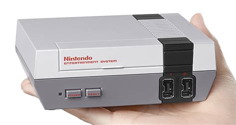 nintendo entertainment system nes classic edition console mini 30 retro ebay nintendo announces 59 mini nes classic edition console here are the details redmond pie