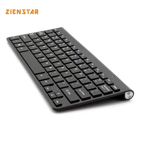 Keyboard Laptop Bluetooth ultra slim 2 4g wireless keyboard bluetooth keyboard for macbook laptop computer pc and