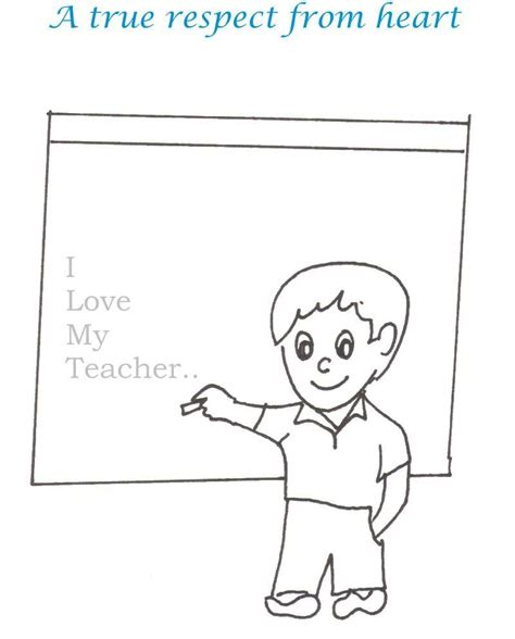 printable coloring pages for your teacher free coloring pages of teacher your