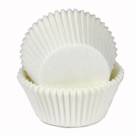 How To Make Cupcake Liners Out Of Parchment Paper - chef craft parchment paper cupcake liners white new ebay
