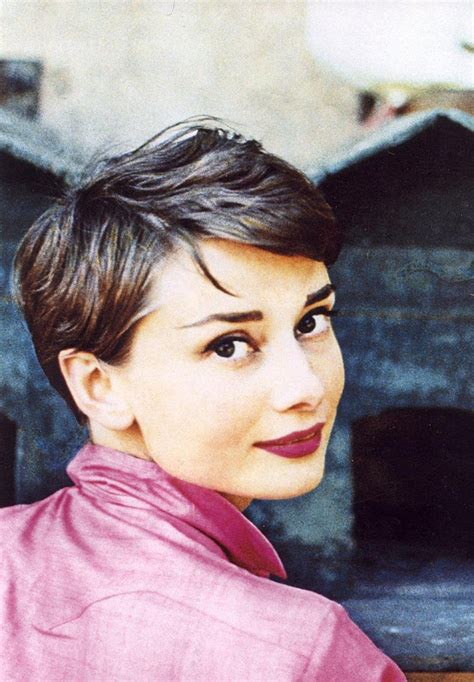 how to style audrey hepburn sabrina pixie cut audrey hepburn short hairstyle photos