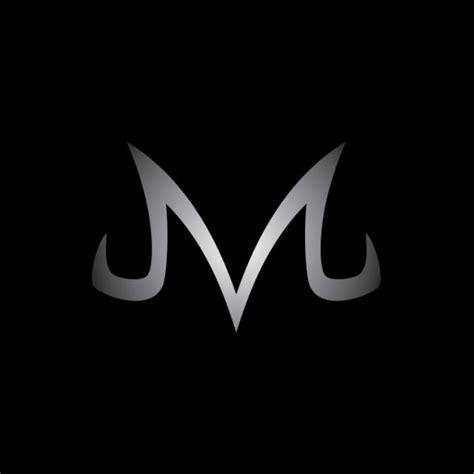 t shirt dragon ball majin symbol black
