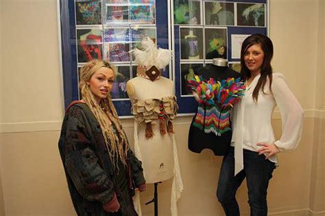 fashion design work experience bury news school college news textiles students win