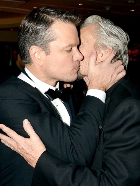 michael douglas matt damon matt damon and michael douglas golden globes