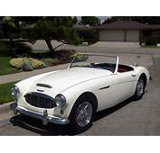 1960 AUSTIN HEALEY 3000 MARK I BN7 ROADSTER
