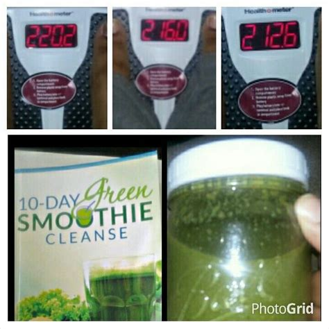 Jj Smith Detox Tea by 17 Best Images About 10 Day Green Smoothie Cleanse On