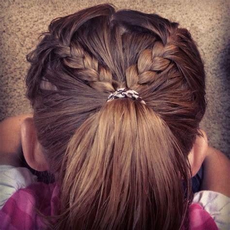 easy kid hairstyles ideas  pinterest easy