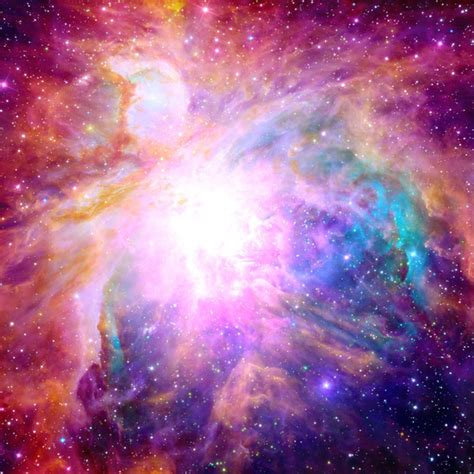 Galaxy Print galaxy nebula print by matt borchert image