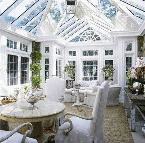 House Sun Rooms 25 Stunning White Sunroom Ideas Home Design And Interior