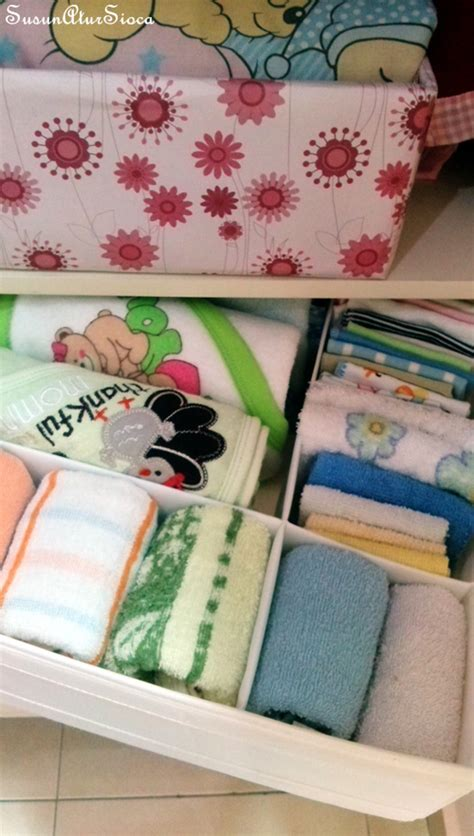 Karpet Susun Anak susunatur keseluruhan almari baju anak bhgn 1 susun