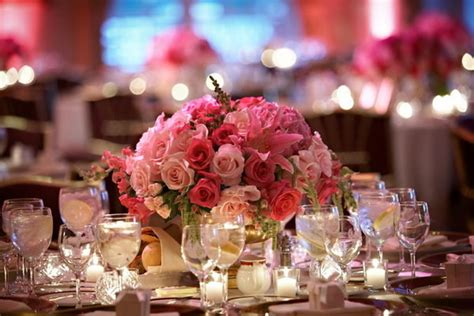 pink flower centerpieces for weddings pink wedding flowers for beautiful centerpieces ipunya
