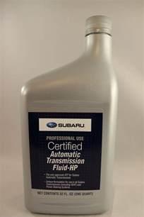 Subaru Atf Atf Hp Automatic Transmission Fluid Soa868v9241 Subaru