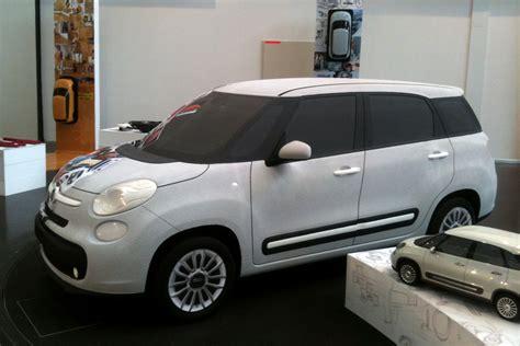 fiat 500l seven seater news auto express
