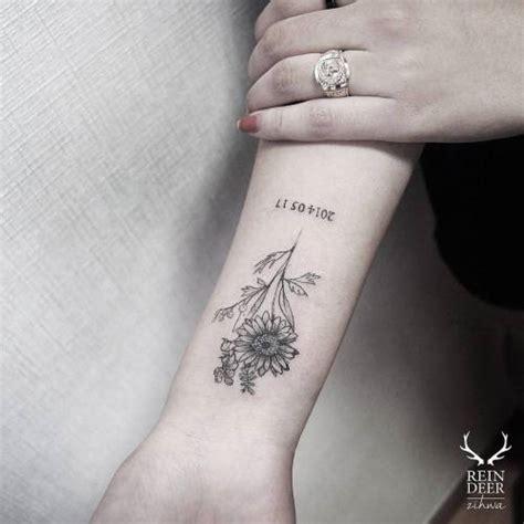 tattoo flower designs tumblr small inner wrist tattoos tumblr