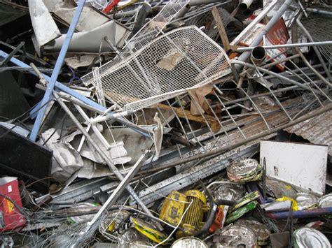 Scrap Metal Countertops by Albec Metal Co