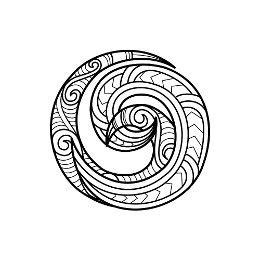 koru new beginning symbol tattoo design tatuaggio di tattoo tribes tatuaggi oceania tatuaggi