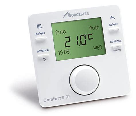 comfort controller boiler controls explained worcester bosch group
