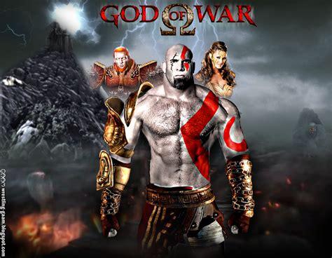 ada ga film god of war goldberg triple h y eve torres como god of war chequenlo
