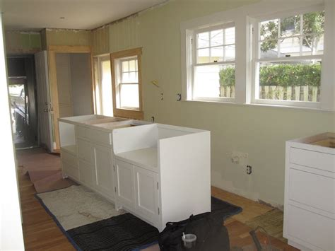 apron front sink cabinet laundry room