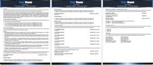 contemporary resume templates contemporary resume template design the best resume