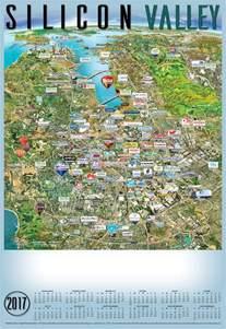 2017 silicon valley silicon maps