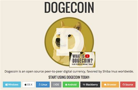 Dogecoin Meme - top 10 cryptocurrencies you should know hongkiat