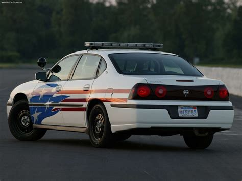 chevrolet impala police vehicle  picture