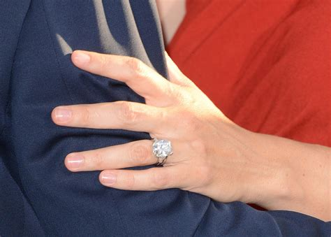 Jennifer Garner Engagement Ring   Wedding Rings Lookbook